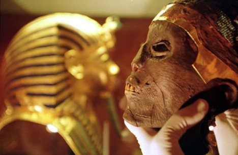 Mummy of Tutankhamun